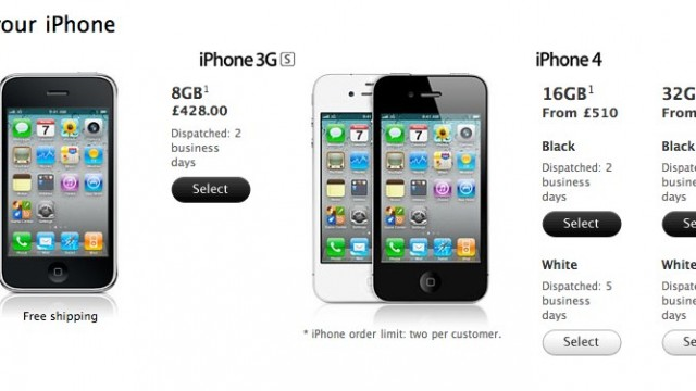 Apple Increases Shipping Estimates For White iPhone 4 To Five Days In Many Countries