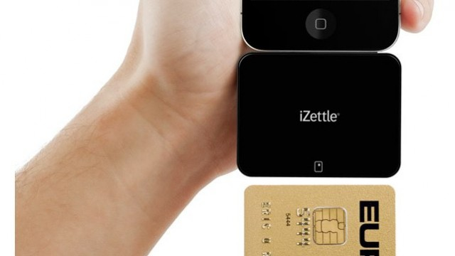 iZettle: A Card Reader To Compete With Square - Supports Smart Cards, Too