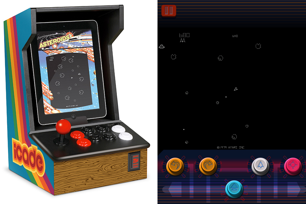 The ThinkGeek iCade Is Now Available For Pre-Order