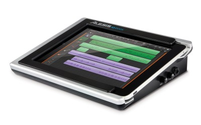 Alesis Releases A MIDI/XLR iPad Dock (Rhymes Not Included)
