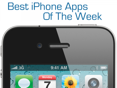 The Best iPhone Apps Of The Week