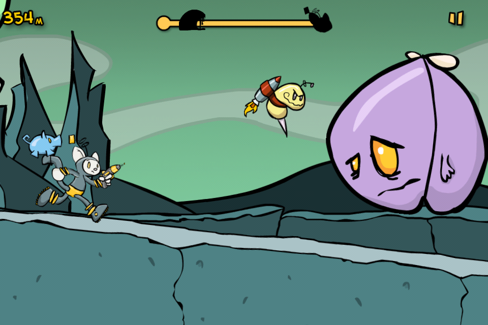 Help Ace Escape In This Whacky Adventure