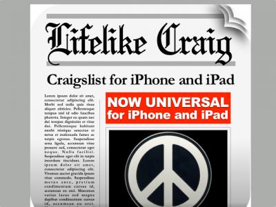Get The Universal Lifelike Craig HD App For Free (We've Got Promos)
