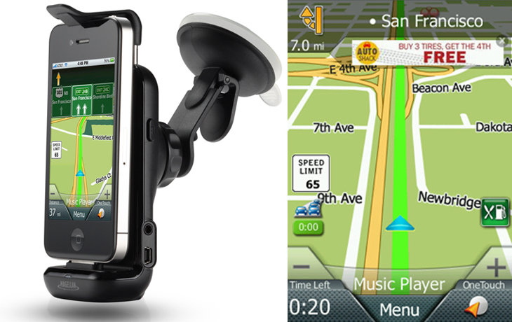 A Chance To Win A Magellan Premium Car Kit And RoadMate Navigation App With A Comment