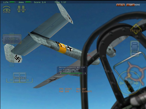 Relive World War II In Warbirds Spitfire