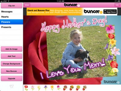 Make Mother's Day Special With Buncee Mom