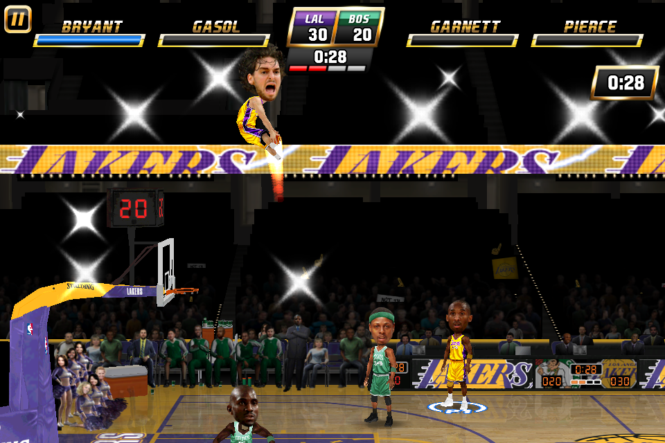 Ea Releases Nba Jam For Ipad