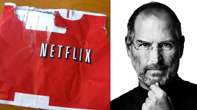 Jobs' Swan Song: Video Service To Take On Netflix?