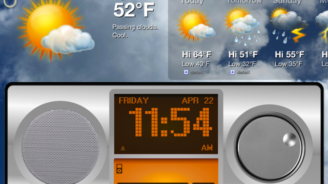 Easter Surprise: Lifelike Alarm Clock and Weather HD On Sale