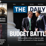 People Read Murdoch's The Daily, But That Number Could Be Falling Rapidly - Report