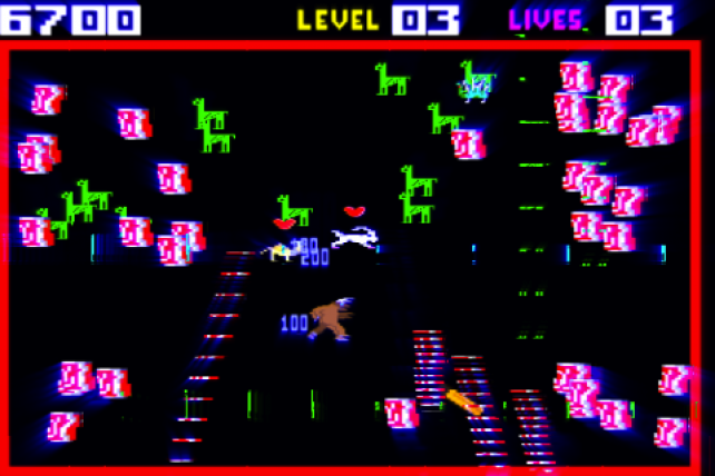 Minotron: 2112 A Retro Update On A Classic Style Game