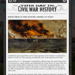 Civil War App To Update Daily Until 2015
