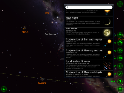 Star Walk Brings Augmented Reality To iPad 2 Users