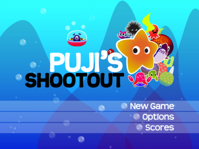 Burst Your Bubble And Play Puji's Shootout HD