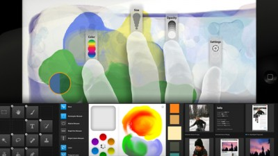 Adobe Embraces The iPad With Photoshop Touch SDK - Will Launch Three New Apps This May