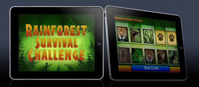 Are You Up To The Rainforest Survival Challenge?