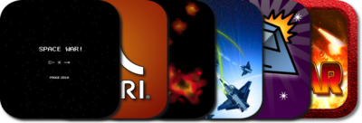 New AppGuide: Space War