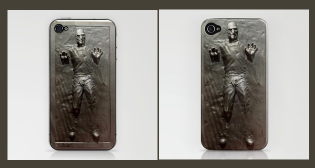 New Steve Jobs In Carbonite Case Arrives For iPhone