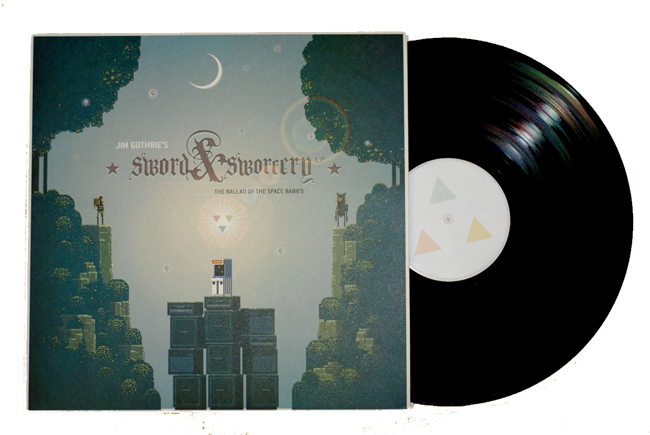 The Soundtrack Of Superbrothers: Sword & Sworcery EP Is Now Available In Digital And Vinyl