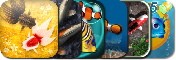 AppGuide Updated: Best Virtual Pond And Aquarium Apps
