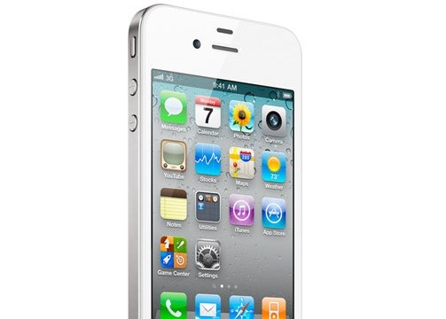 Apple Announces The White iPhone 4 - Coming Tomorrow
