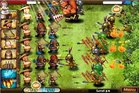 Castle Defense HD Hits The App Store For iPhone