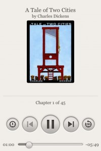 Audibly Is A Vast Collection Of Free Audiobooks For Your iPhone
