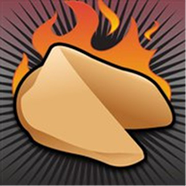 Quirky App Of The Day: Badass Fortune Cookie