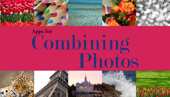 New AppList: Apps For Combining Photos