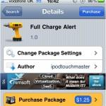 Jailbreak Only: Full Charge Alert - A Simple But Handy Tweak