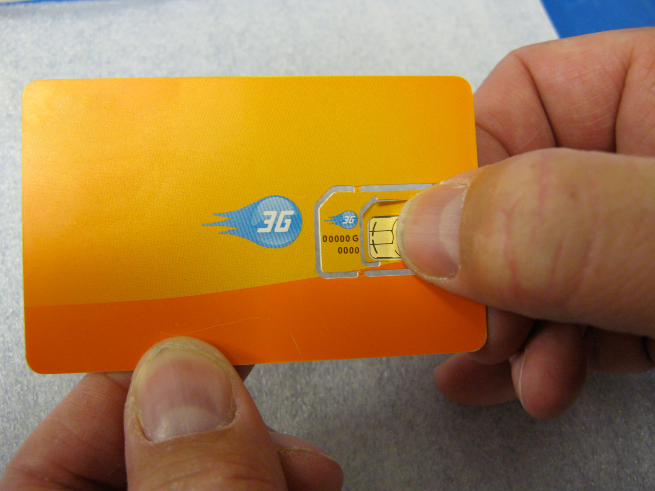 Smaller SIM Cards Could Mean (Even) Thinner iDevices In 2012