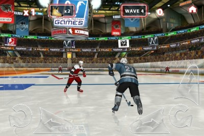 "Icebreaker Hockey - An ""Intense Action Arcade Hockey Game,"" Coming This June"