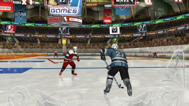 """Icebreaker Hockey - An """"Intense Action Arcade Hockey Game,"""" Coming This June"""