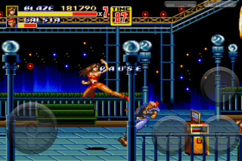 Review: Streets of Rage 2 – Classic Fighting Action!
