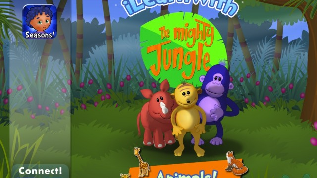 Kids Will Love Learning Problem-Solving Skills With Jungle Animals