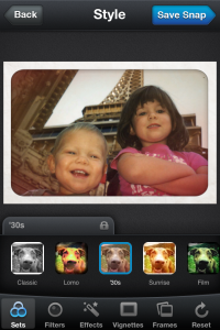 QuickAdvice: Snapbucket - Photo Filters And Sharing - But How Does It Compare To Instagram?