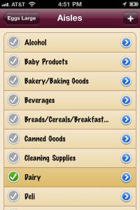 IntelliShop - Shopping List by Mario Zullo screenshot