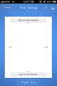 Pages by Apple® screenshot