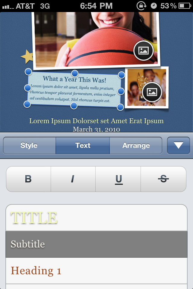 QuickAdvice: Apple's Pages - Now Pocket-Sized!