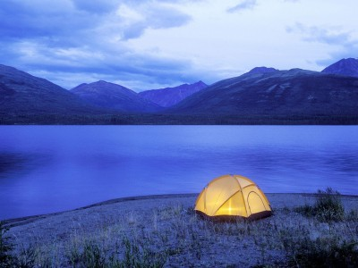 Find The Perfect Camping Spot- Plus Win A Promo Code