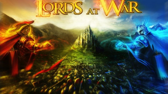 Lords At War Announced For iPad