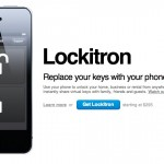 Lockitron Will Let You Lock Your Front Door Using An iPhone