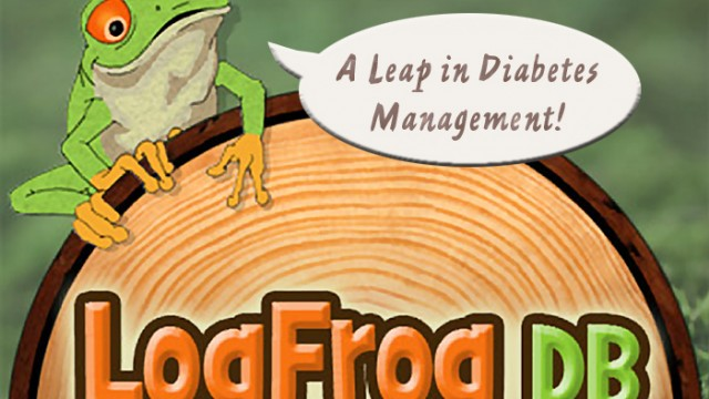 Can Tracking Diabetes Be Fun? Check Out Our Review of LogFrog DB -  Plus Win A Copy!