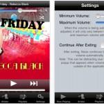 Noize: A Handy iPod Alternative That Adjusts Volume Automatically