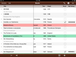 OmniOutliner for iPad by The Omni Group screenshot