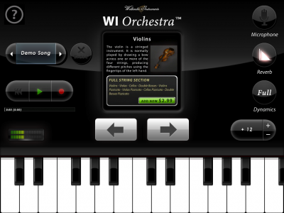 WI Orchestra: Move Aside GarageBand, There's A New Composition App In Town