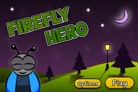 FireFly Hero: The Night Sky Is In Your Hands