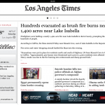 Los Angeles Times App For iPad Hits The App Store