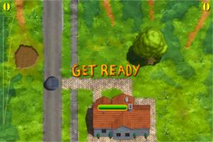 Zombie Ball by Hindarium screenshot