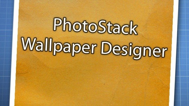 Personalize Your iPhone Lock Screen With PhotoStack Wallpaper Designer